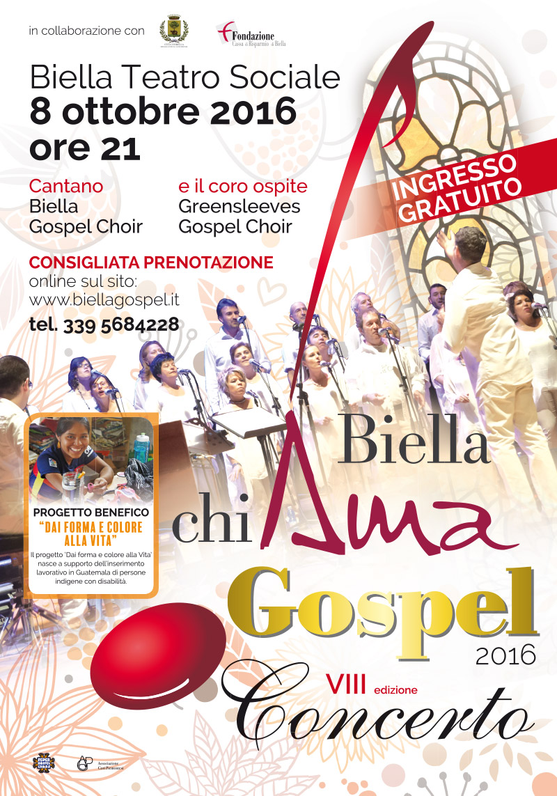 BCG2016 - Locandina