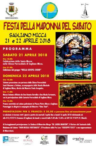 Locandina 21 Aprile