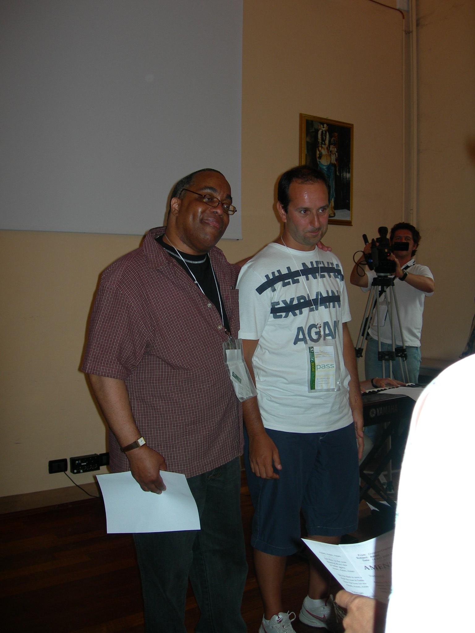 2006 CORSI DI FORMAZIONE